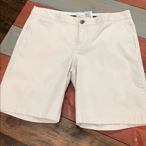 3 FOR $20 Dockers Off-White Shorts Size 12